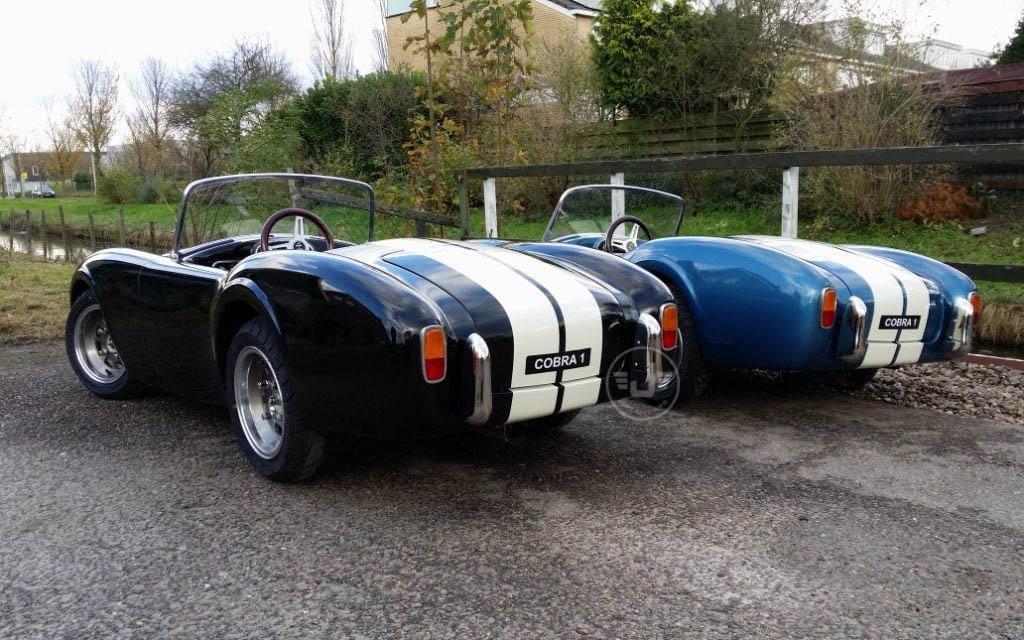 Cobra 1 Blauw