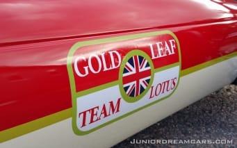 F1 Racer Gold Leaf '49