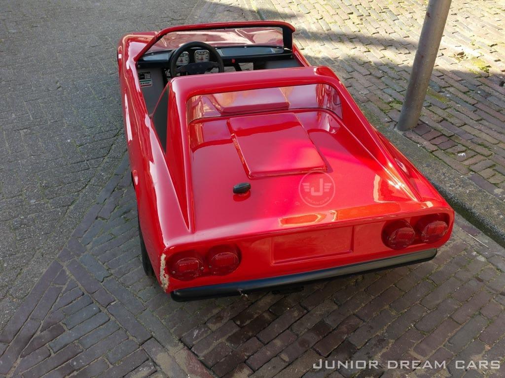 ferrari 308gts agostini junior dream cars junior dream cars. Black Bedroom Furniture Sets. Home Design Ideas