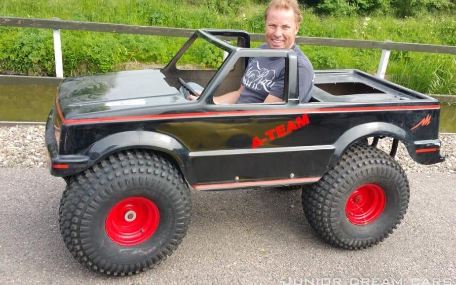 Junior Dream Truck A-team