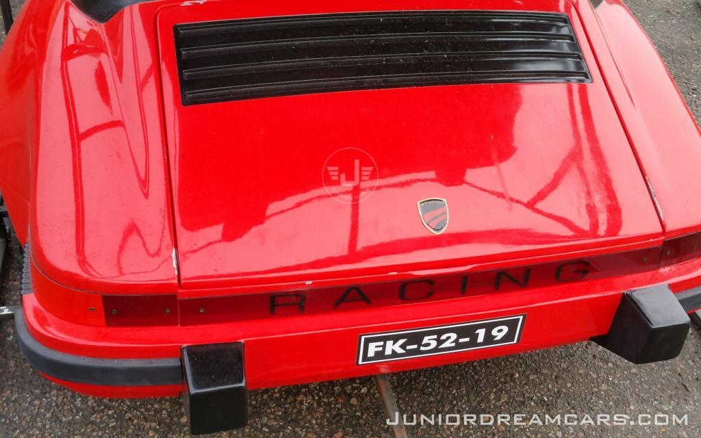Racing 911 Rood