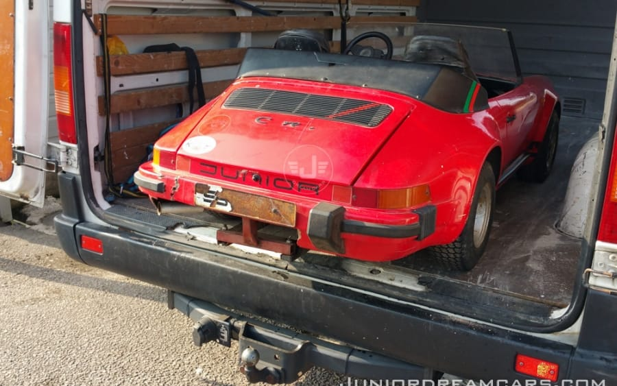 911 JR Restauratie