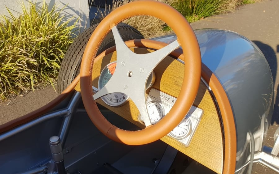 Audi Auto Union Type C pedalcar Limited