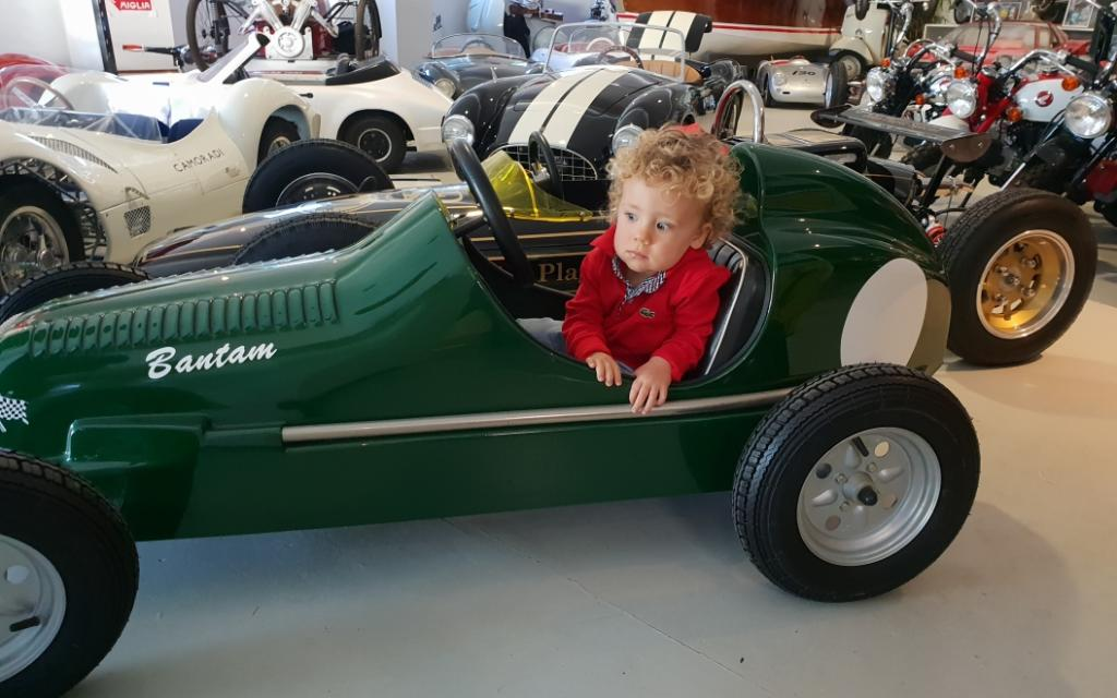 Bantam racer junior