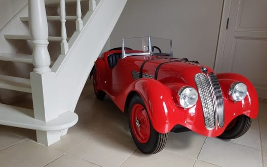 BMW 328 De La Chapelle Junior