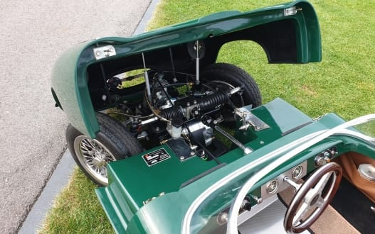 Series 1 Benzine 4 takt