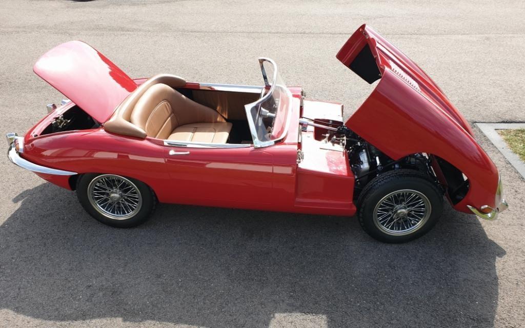 Series 1, benzinemotor