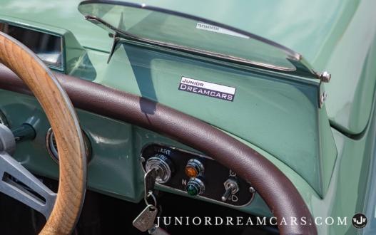 XK120 lemans 1950