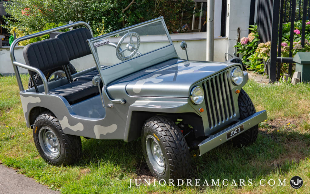 Jeep all road junior